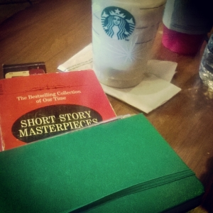 Journaling and reading with coffee are some of my favorite things to do on my mental health day!